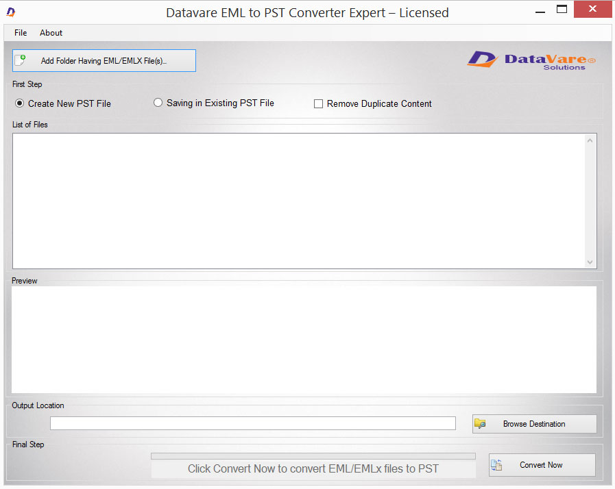 Windows 7 EML to PST Converter Expert 1.0 full