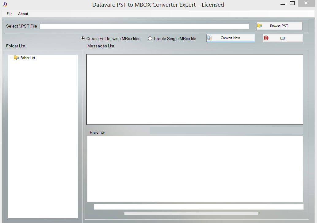 Datavare PST to MBOX Converter Expert 1.0 full