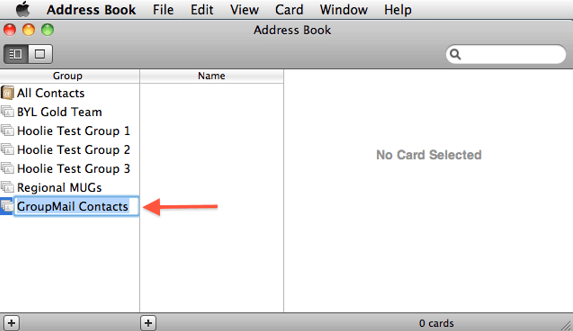 Export MS Outlook Contacts to Apple Mail Application Easily