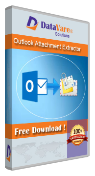 Outlook Attachment Extractor to Extract PDF, Excel XLSX